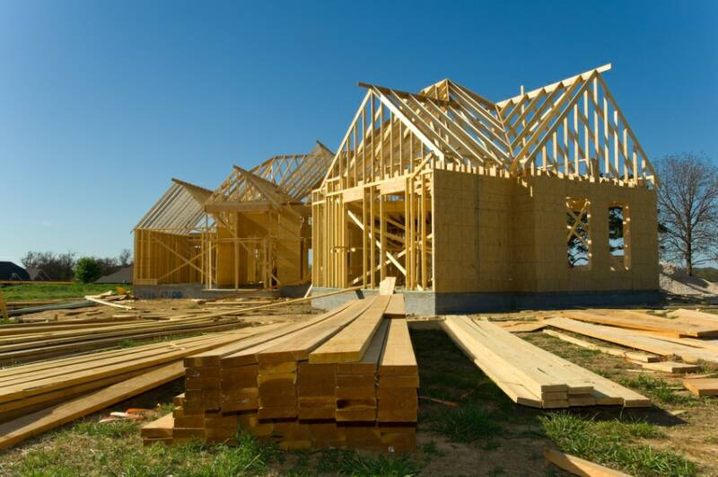 Us home construction up 4 4 percent in december the Home building contractor